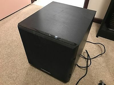 Studio Acoustic SW-80A - Powered Sub Woofer - 20cm Cone