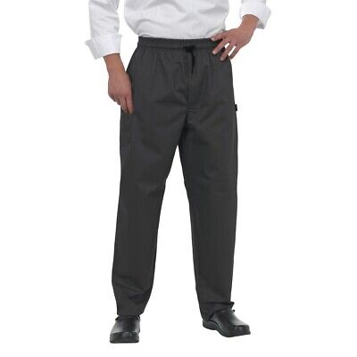 Le Chef Professional Pants Black L BARGAIN