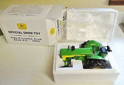 Ertl 830 Rice Special Tractor 1/16 Scale Diecast Metal Toy #16074A Toy Show Expo