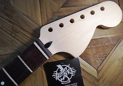 Manche Mighty Mite STRATOCASTER rosewood 70's - 22f -