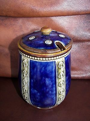 Royal Doulton Lidded Pot / Jar