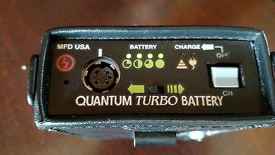 Quantum Turbo Battery Guaranteed Good Condition!