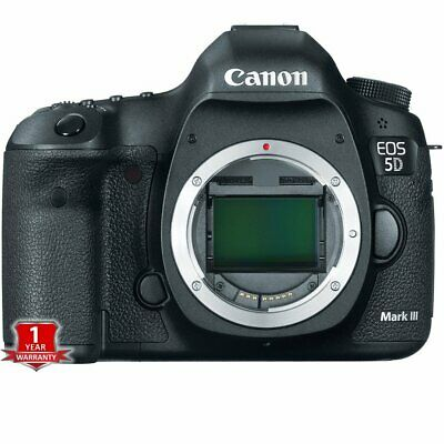 Canon EOS 5D Mark III (Body) Digital SLR Camera