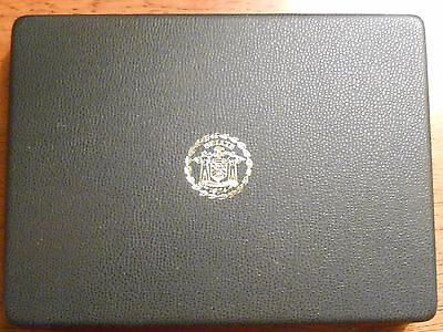 1974 Coinage Of Belize 8 Coin Proof Set