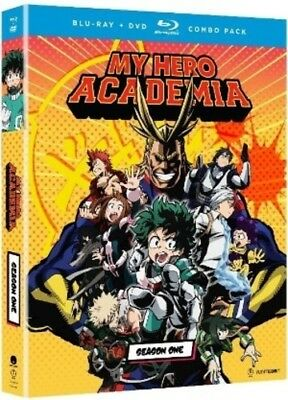 My Hero Academia: Season One Blu-ray