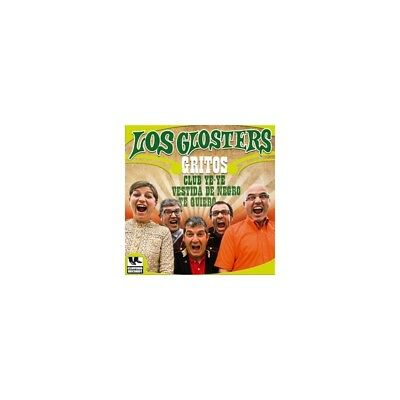 """45, 7"""" - Glosters - Gritos Ep - Spain 60s Beat, Hear!"""