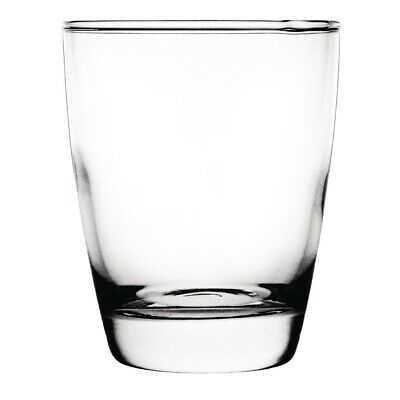 Olympia (Pack of 12) Conical Rocks Glasses 268ml BARGAIN
