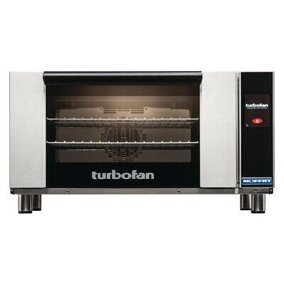 Commercial Turbofan Half Size Electric Convection Oven Touch Scrn Cntrl E23T3