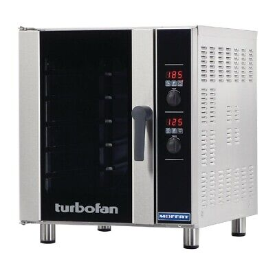 Commercial Turbofan Digital Electric Convection Oven Catering Equipment E33D5