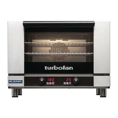 Commercial Turbofan Full Size Digital Electric Convection Catering Oven E27D3
