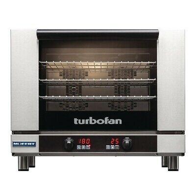 Commercial Turbofan Full Size Digital Electric Convection Oven Catering E28D4