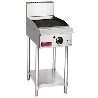 Commercial Thor 15In Radiant Charbroiler Char Broiler Broiling Natural Gas