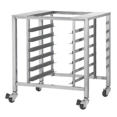 Commercial Turbofan Convection Oven Stand Table For Combi Steam Oven Sk2731U