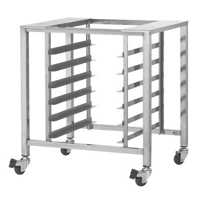 Commercial Turbofan Convection Oven Stand Table For Combi Steam Oven Sk32