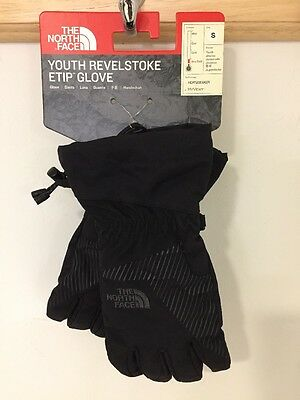 The North Face Youth RevelStoke Etip Glove. CLQ9.JK3
