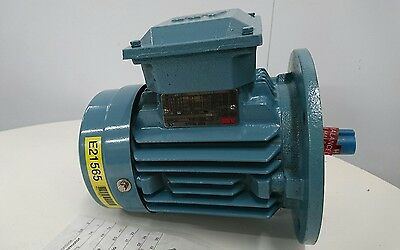 ABB 0.55KW 3 phase induction electric motor **BRAND NEW**