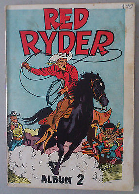HARMAN   ***  RED RYDER. ALBUM n°2  ***  1949