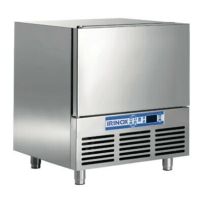 Irinox Blast Chiller & Shock Freezer Snap Hot To Cold 5 Gn 1/1 Tray Ef15.1