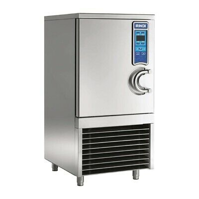 Irinox Slow Cook Oven & Blast Chiller Shock Freezer 5 Tray Multifunction Unit