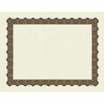 Great Papers! Metallic Gold Premium Quality Certificates 100ct