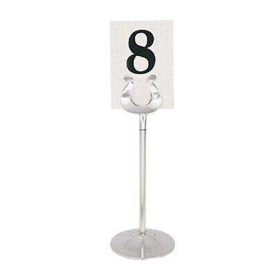 Table Number Stand 205mm BARGAIN