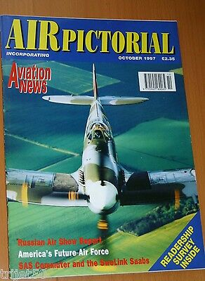 Air Pictorial 1997 October Swelink,Flandre Air