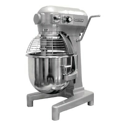 Commercial Hobart Planetary Pizza Bread Cake Bakery Bakers Dough Mixer A200