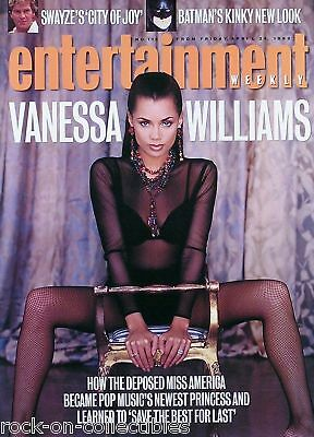 Vanessa Williams 1992 Entertainment Weekly Original Cover Poster