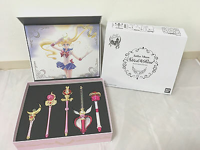 NEW! Sailor Moon Fanclub limited Stick & Rod ~ Moon Prism Edition ~ 2017