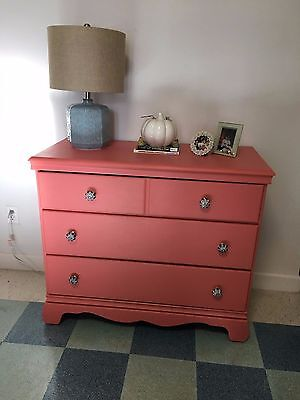 Vintage Dresser handcrafted and repurposed