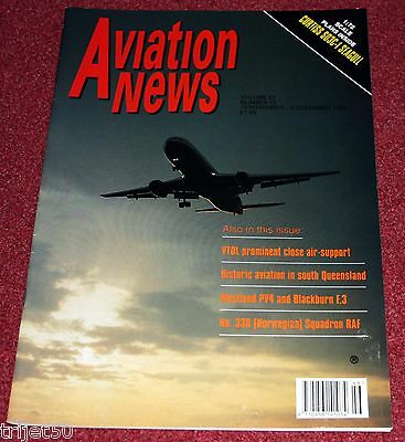Aviation News 22.13 Norway,Harrier,Curtiss Seagull