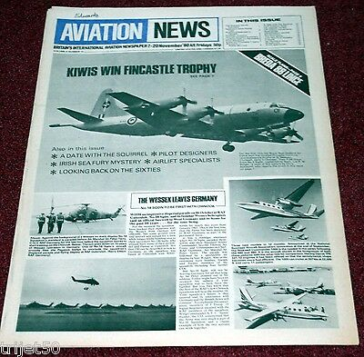 Aviation News 9.12 Breda 88 Lince,McAlpine Helicopters Hayes
