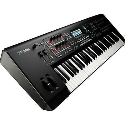 Yamaha MX61BU  BLACK Vesion 2  Synthesizer NEW WITH CUBASE AL Download Incl.
