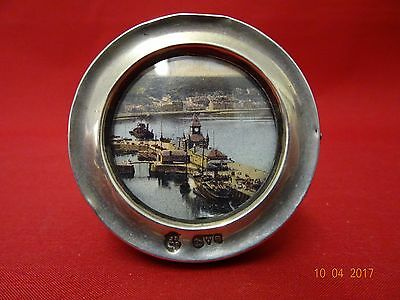 Small Solid Silver Picture Frame James Deakin and Sons Chester 1902
