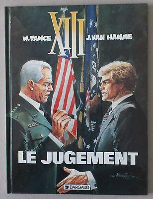 TREIZE/ XIII n°12  **  LE JUGEMENT  **  EO  1997 NEUF