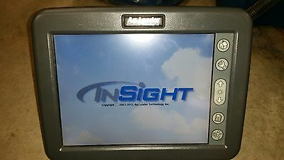 Ag Leader  Insight Display with AutoSwath and Multi product  Unlock