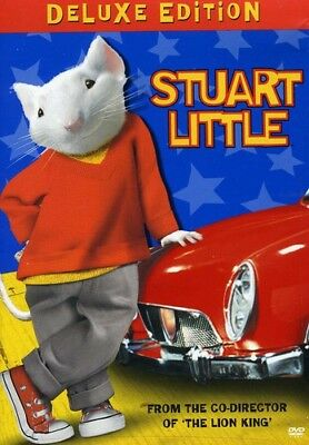 Stuart Little [New DVD] Deluxe Edition, Dolby, Digital Theater System, Dubbed,