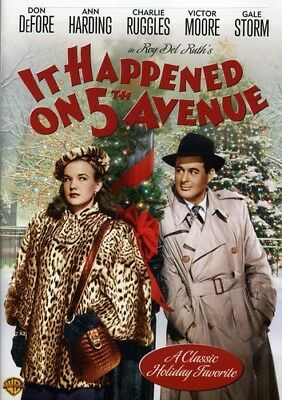 It Happened On 5th Avenue [New DVD] It Happened On 5th Avenue [New DVD] Remast