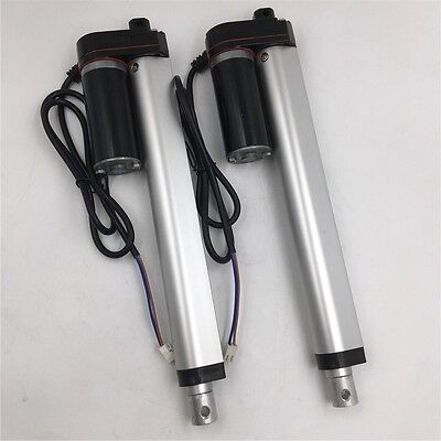 Linear Actuator 24V 10mm/s DC Max Lift 1000N/1500N Low Noise 220 330LBS
