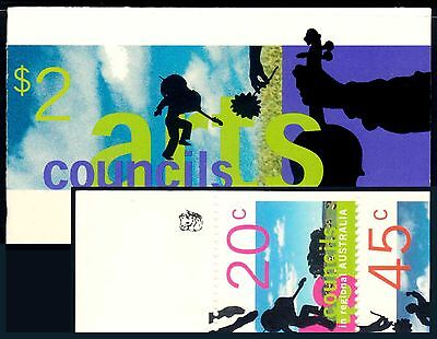 Scarcer 1996 Arts Council booklet with 2001 1 koala 1K reprint. Retail is $16.00