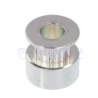 20T 8mm Bore 16mm Height Gt2 Aluminum Drive Pulley For Diy 3D Printer New WS