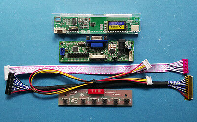 VGA Board for 14.1inch 1440x900 LCD N141C1-L03 N141C3-L01 -L05 LTN141BT06-102