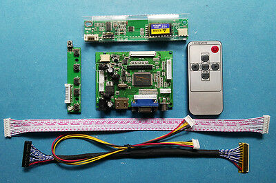 "HDMI VGA 2AV Board for 14.1"" 1440x900 LCD LP141WP1-TLB1 -TLB2 -TLB3 -TLC1 -TLC2"