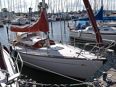 Segelyacht Splinter 30