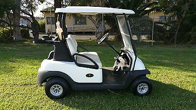 Used 2015 Club Car Precedent 48V Electric Golf Cart Kart Car Buggy