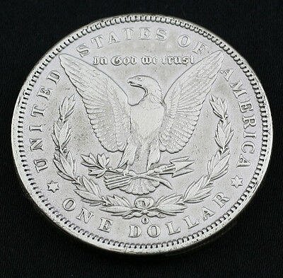 1886 USA SILVER Morgan Dollar Coin New Orleans Mint United States $1 Coin (HZ20)