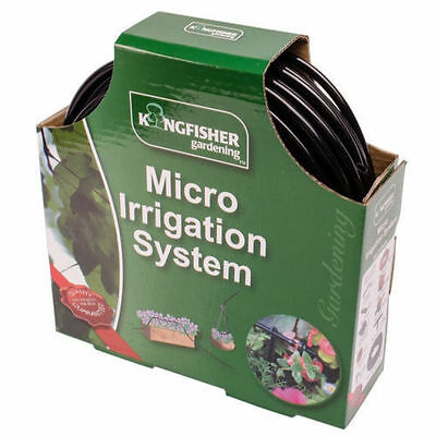 23/46/69/92M Micro Irrigation System Hanging Basket Watering Kit Set Greenhouse
