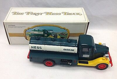 The First Hess Truck 1982 In Original Box