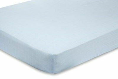 Aden Anais Classic Baby Crib Fitted Sheet 100% Muslin Breathable Soft
