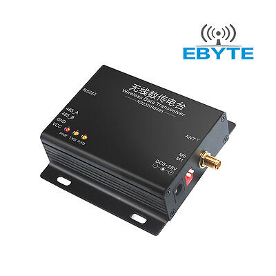 915M E44-DTU-1W SX1276 915MHz LoRa RS232 RS485 Wireless RF Transmitter Receiver